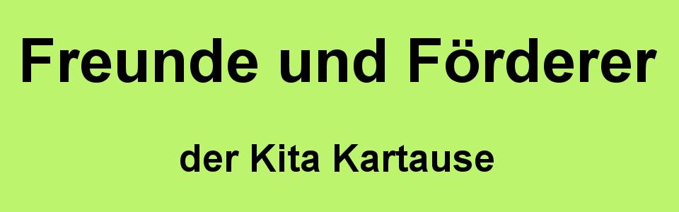 Freunde und Förderer der Kita Kartause